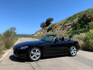 2009 Honda S2000 Roadster Convertible New only 95 miles $98.