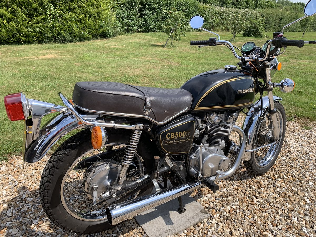 1975 Honda CB500T For Sale (picture 2 of 6)