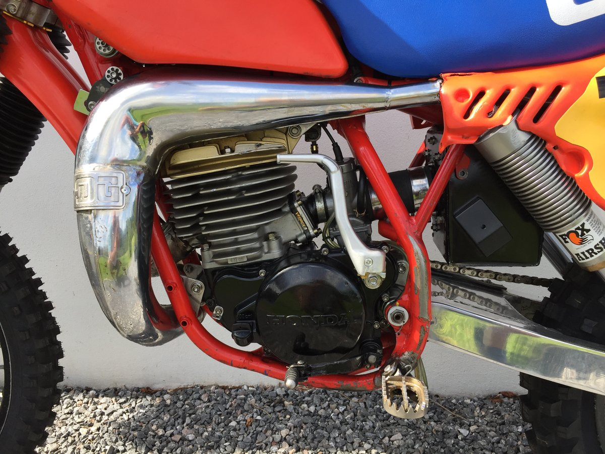 1983 Honda CR 480R Twinshock Motocross SOLD (picture 3 of 6)