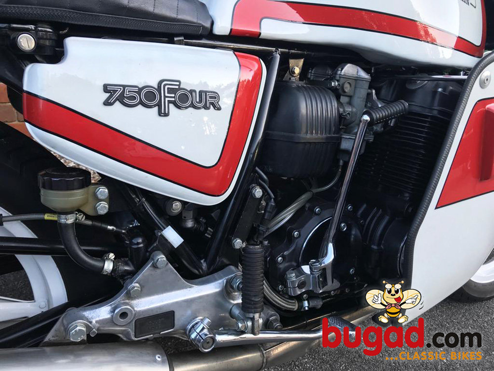 Honda CB750 Britain - 1979 Reg - 750cc Original Rare Beast For Sale (picture 3 of 6)