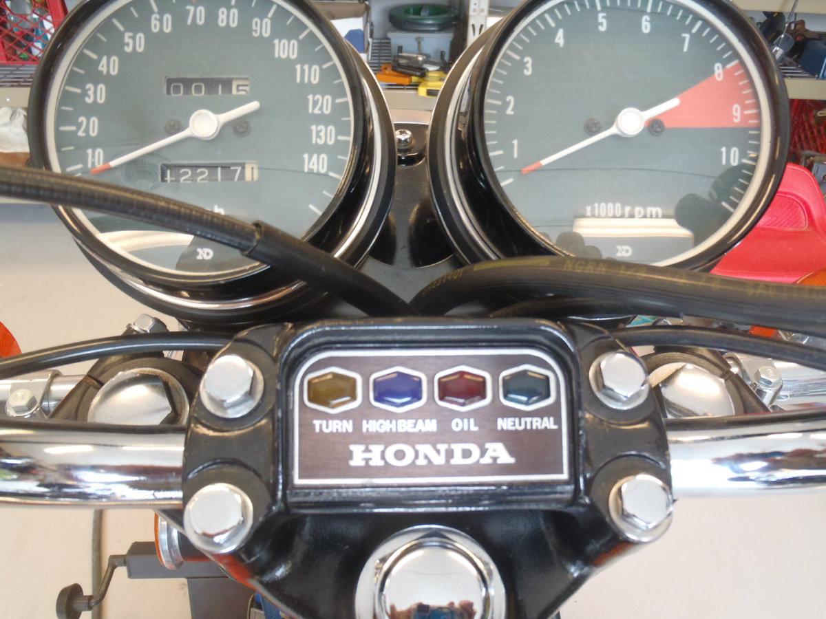 1972 1975 HONDA CB750  For Sale (picture 3 of 4)