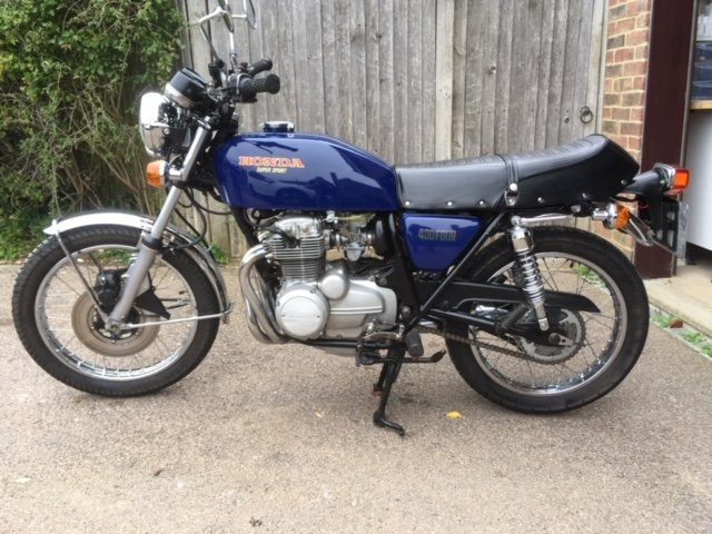 1976 Honda CB400F1  For Sale (picture 2 of 4)
