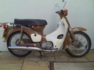 1970 HONDA C90 CUB