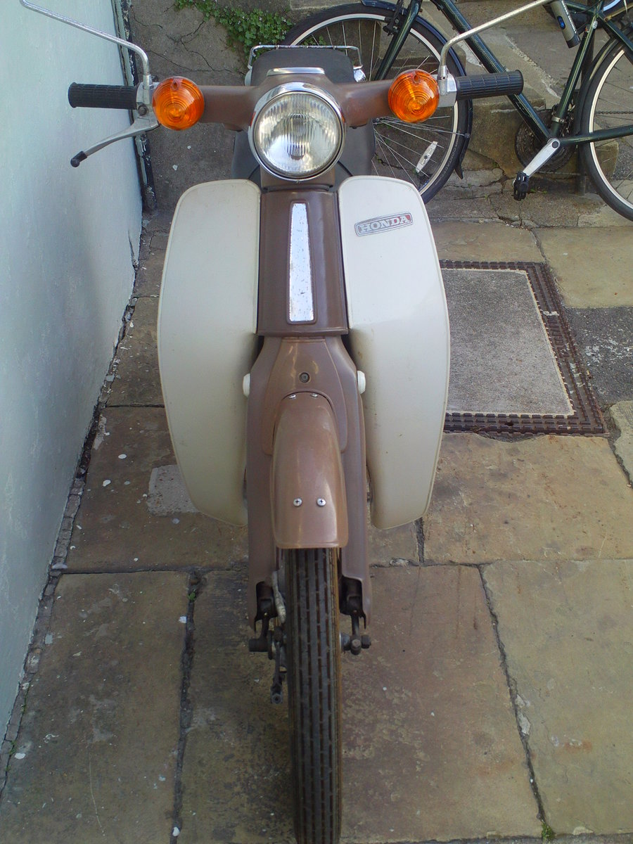 1970 HONDA C90 CUB SOLD (picture 6 of 6)