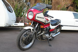 1982 Honda CBX 550 Genuine F11 model rare