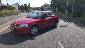 2000 Honda Civic 1.4i Sport For Sale