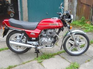 1979 Honda CB250N For Sale