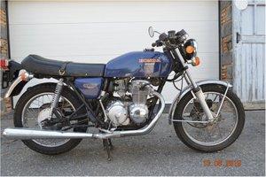 1976 Honda 400/4 ex; Denis Jenkinson For Sale