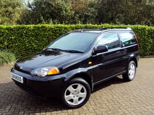 2000 A RARE Low Mileage Honda HR-V 4WD 4x4 - STUNNING!! For Sale