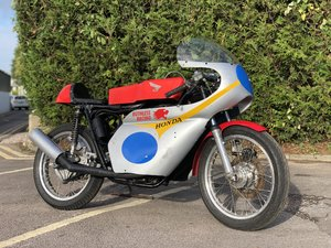 4950 Honda CB350 K4 Race bike