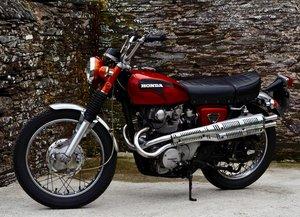 1971 HONDA CL450 For Sale