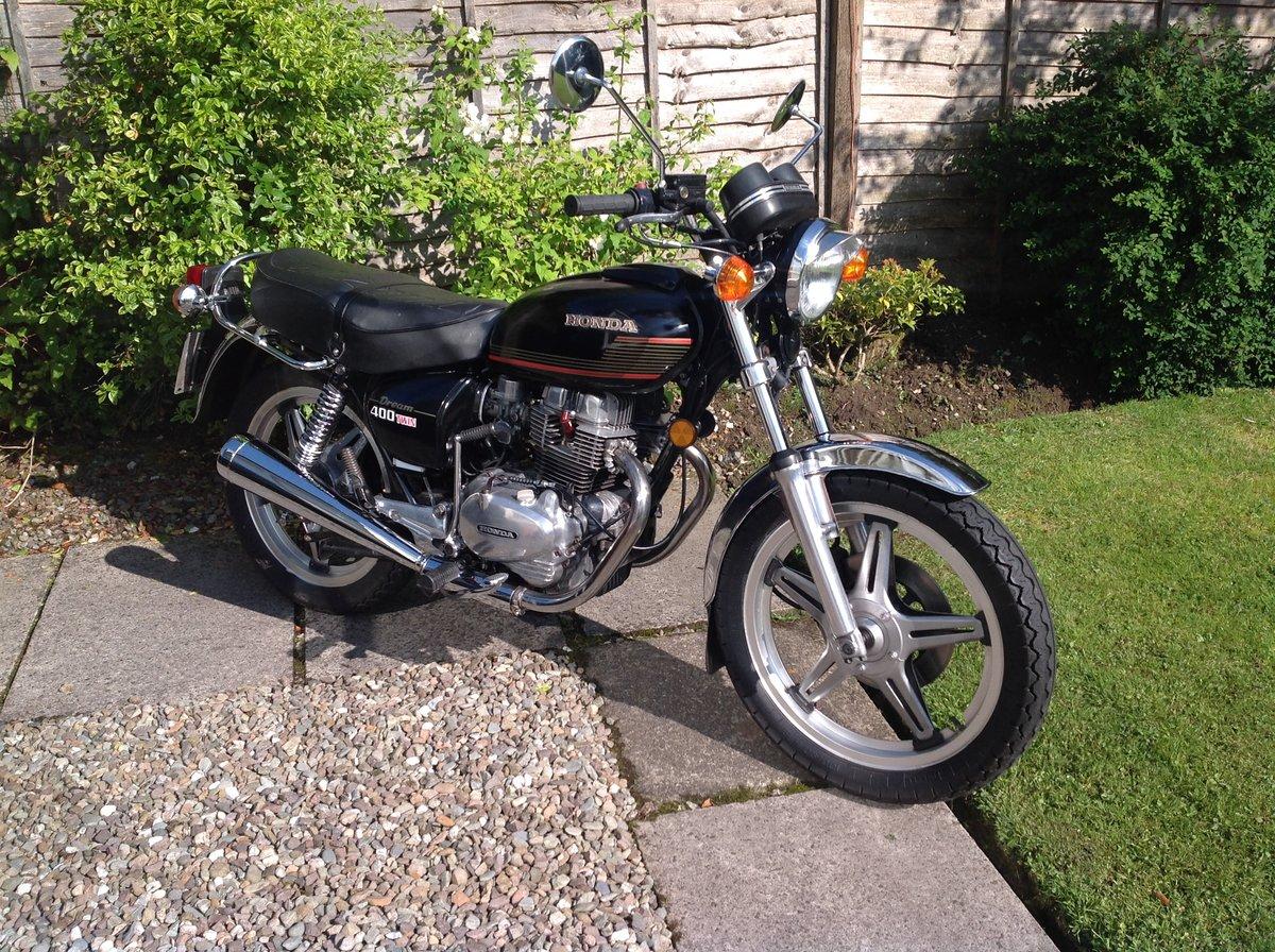 1978 Honda CB400 Four For Sale | Car And Classic