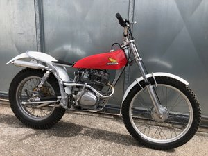 1980 HONDA TL 125 SAMMY MILLER HI BOY TRIAL BIKE RUNS MINT! £3995 For Sale