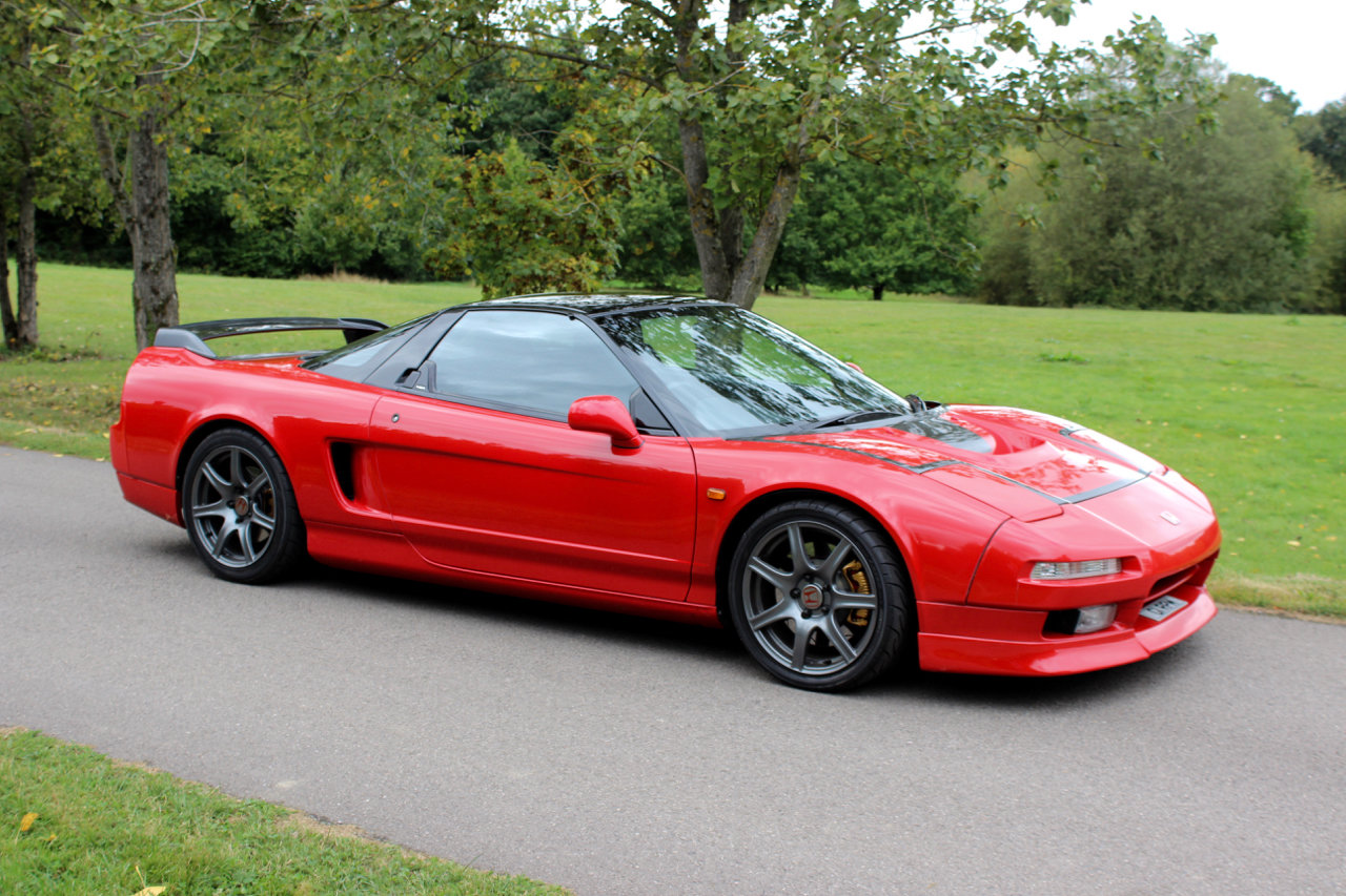 Honda NSX 1991 Manual Coupe - 25,000 miles SOLD (picture 1 of 6)