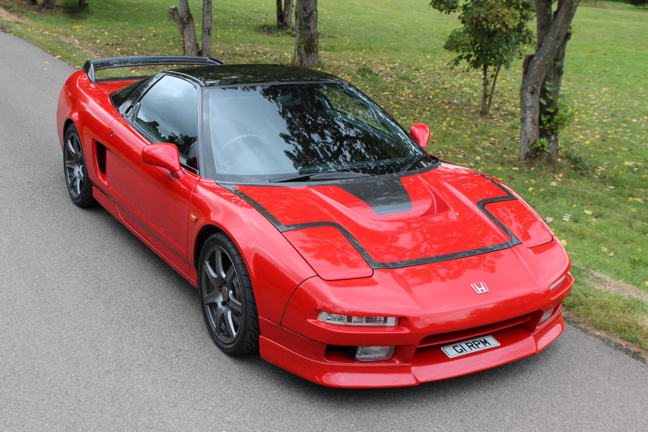 Honda NSX 1991 Manual Coupe - 25,000 miles SOLD (picture 2 of 6)