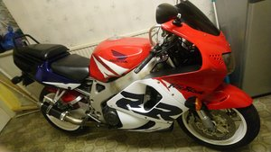 1999 Fireblade 919rr  For Sale