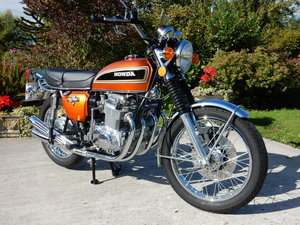 Honda CB750 Four K4 1974 - Stunning Bike For Sale