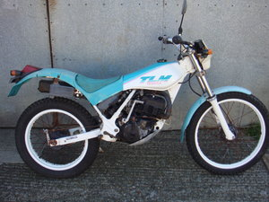 1985 Honda TLM200R Two Stroke Trials Bike - Spares or Repair  For Sale