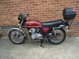1977 Honda CB400F For Sale