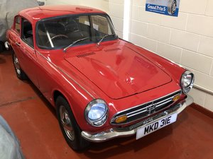 1967 Honda S800 Coupe For Sale