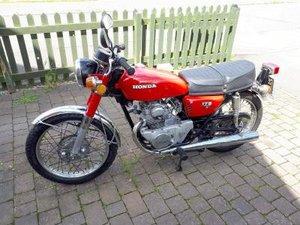 1972  Honda CB175 K6