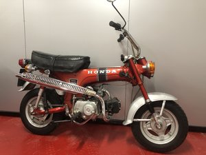 1972 HONDA ST 70 DAX MONKEY RARE ORIGINAL BIKE £2695 OFFERS PX For Sale