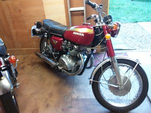 1969 Honda cb450 k2 For Sale
