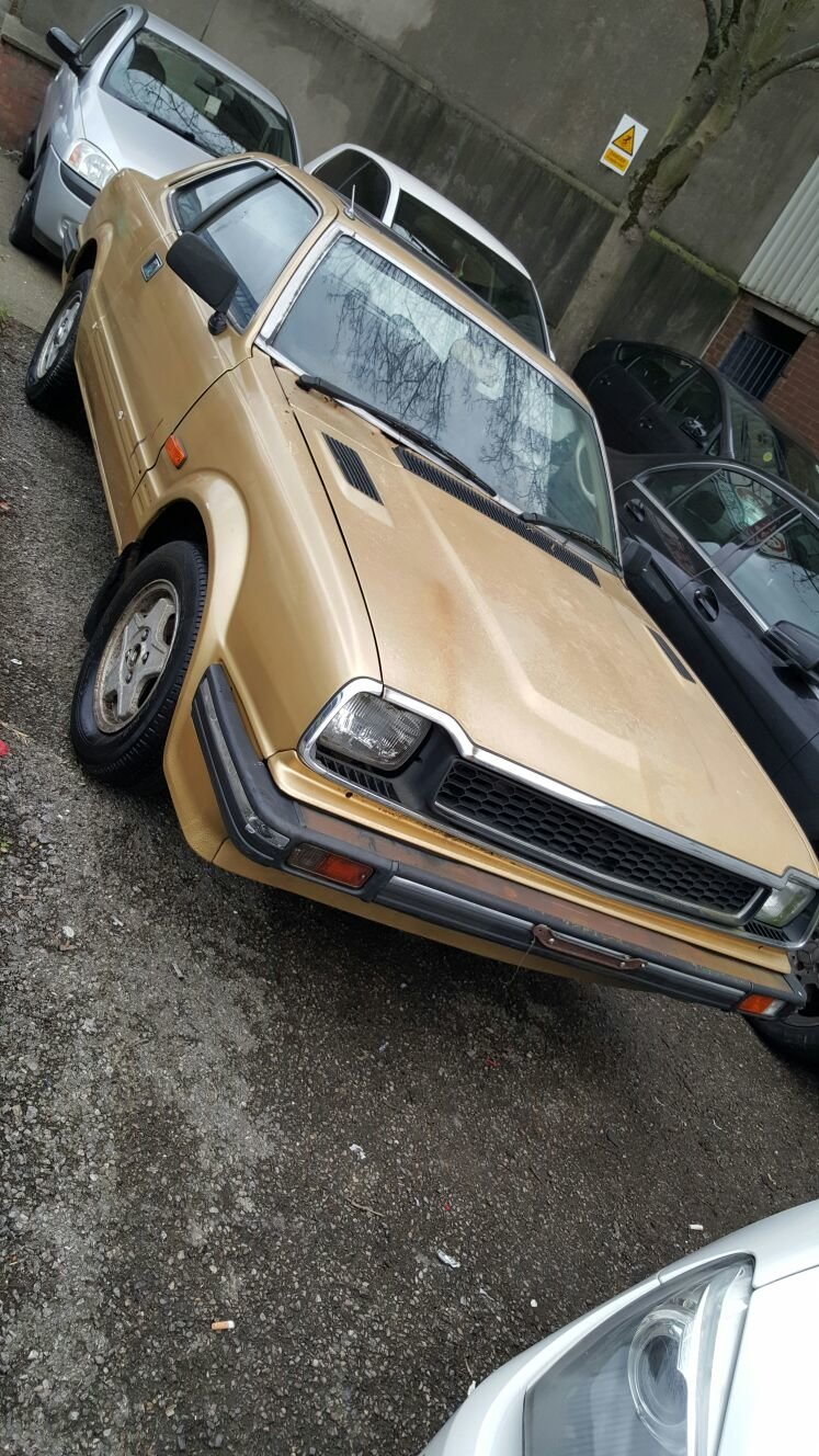 1982 Honda Prelude SOLD (picture 1 of 6)