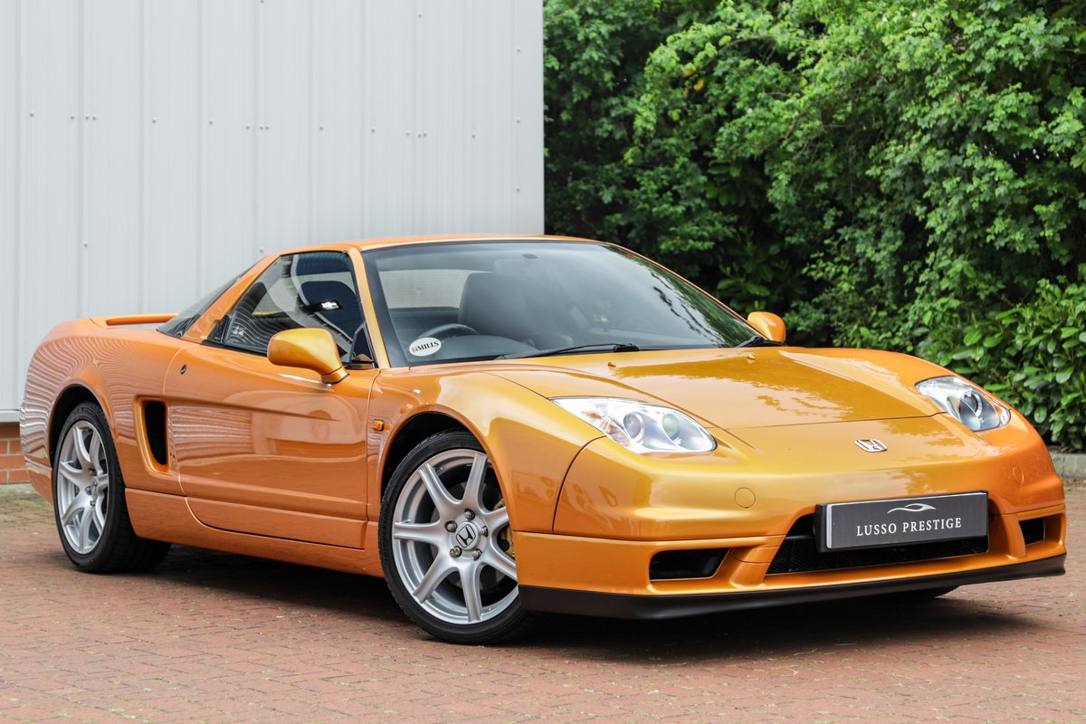 2004 Honda NSX For Sale (picture 1 of 6)