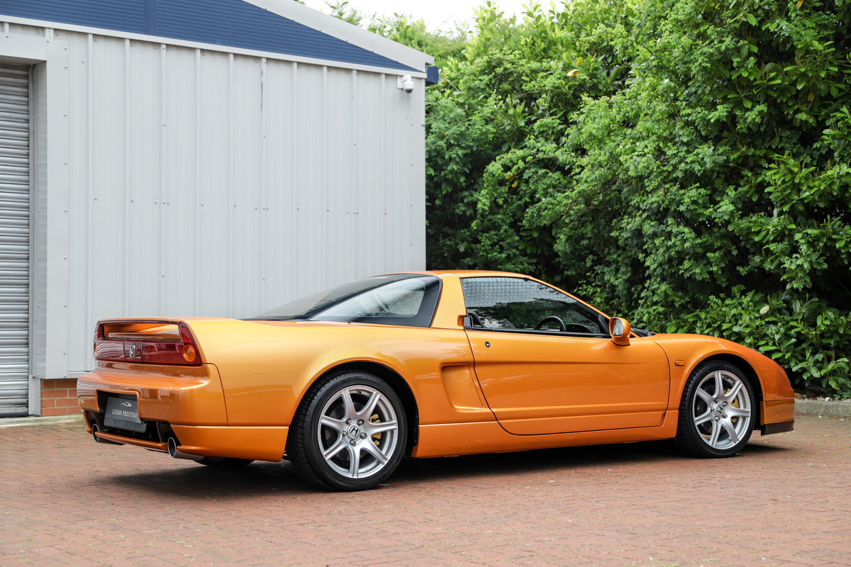 2004 Honda NSX For Sale (picture 3 of 6)