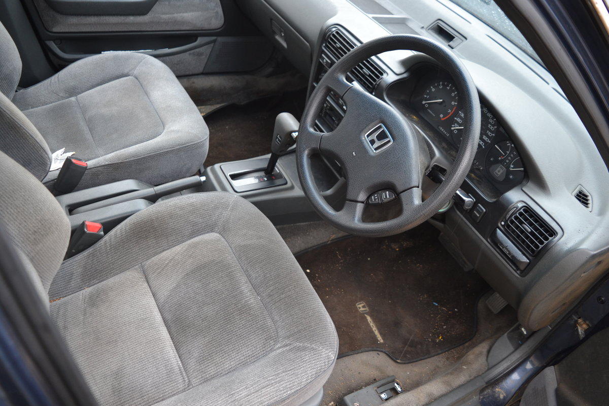 Honda Accord Automatic low miles Aircon 1990 MOTed For Sale (picture 6 of 6)