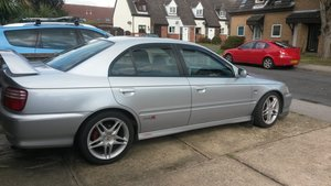 2002 Accord type r For Sale