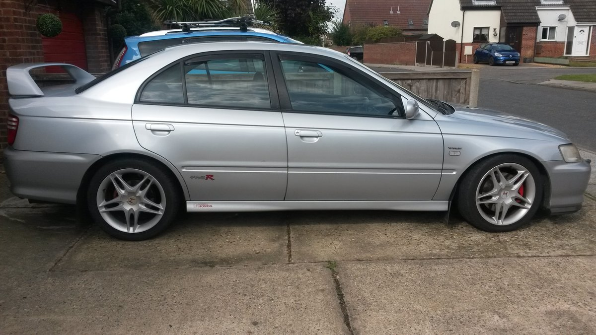 2002 Accord type r For Sale (picture 2 of 5)