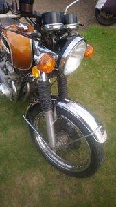 1975 Honda CB500 K Four Rare