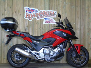 Honda NC 700 XA-C 2012 Only 7,000 Miles From New