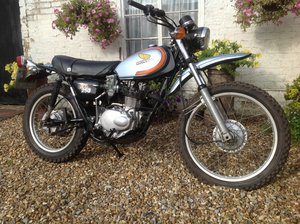 1974 Honda xl250  motorsport For Sale