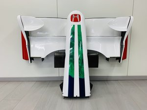 2008 Honda Formula One Front Nose Cone Janson Button For Sale