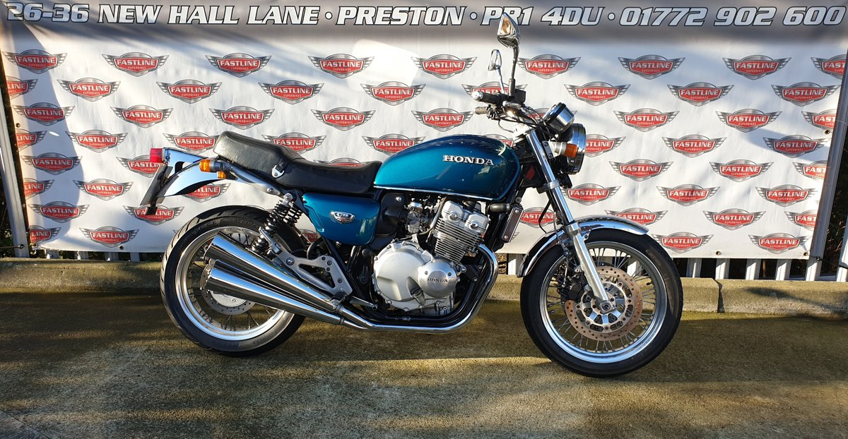 1999 Honda CB400 Four Roadster Retro Classic For Sale (picture 1 of 6)