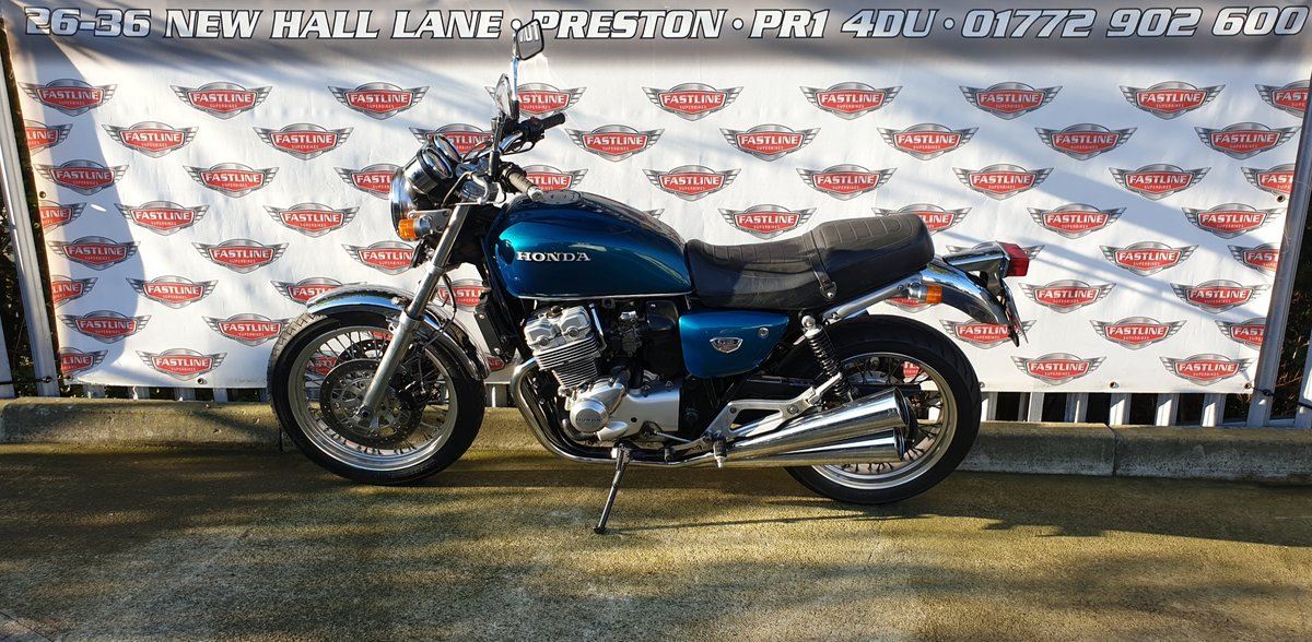 1999 Honda CB400 Four Roadster Retro Classic For Sale (picture 3 of 6)