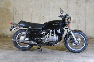 1976  Honda GL Goldwing - No Reserve