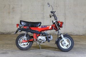 1973 Honda Dax ST70  No reserve        For Sale by Auction