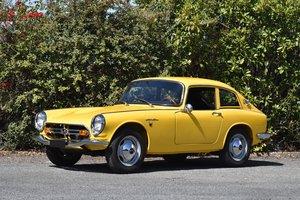 1970 Honda S800 Coupé MK II                 For Sale by Auction