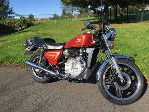 Honda CX 500 Custom 1981 W Reg