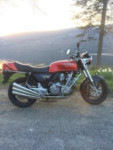 1979 Honda CBX1000 Classic