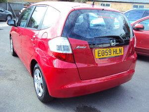 2009 Honda Jazz I-VTEC – Ideal Family Car. 1.4 Petrol – LONG MOT