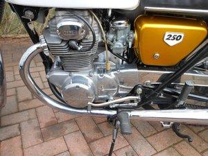 1968 Honda  250 super sport