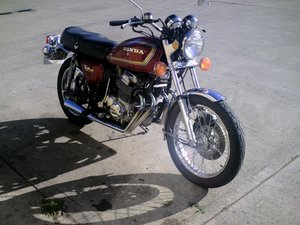 1977 HONDA 750 FOUR STUNNING UNTOUCHED  For Sale