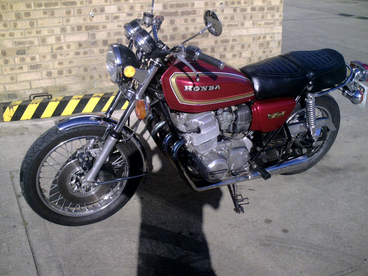 1977 HONDA 750 FOUR STUNNING UNTOUCHED  For Sale (picture 2 of 4)