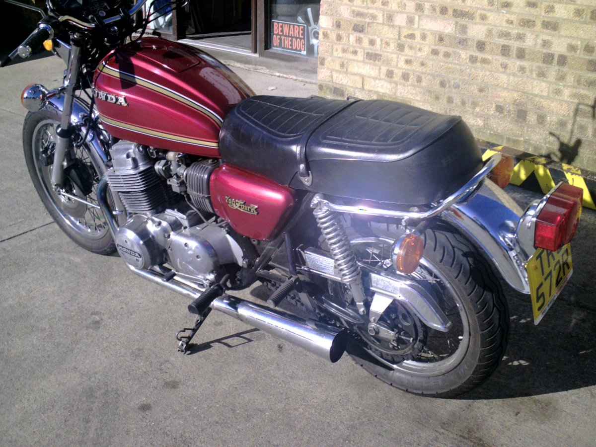 1977 HONDA 750 FOUR STUNNING UNTOUCHED  For Sale (picture 3 of 4)