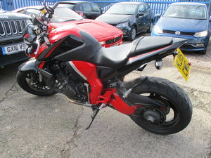 2015 3,800 miles only on this loverly Honda CBR 1,000cc SPORTS